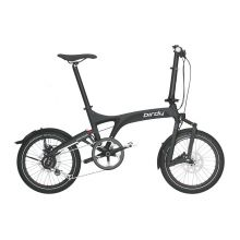 Vélo Pliant Birdy City Sport Noir/Blanc [0]