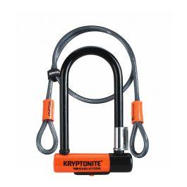 Kryptonite Antivol U + Câble Evolution Mini 7