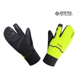 Gore Wear Gants GORE-TEX INFINIUM Thermo Split Neon Yellow / Black