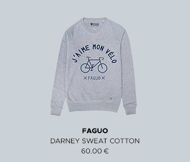 sweat-shirt faguo